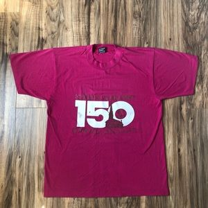 Catholic Church T Shirt Large Vintage 150 Years